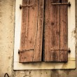 Window shutters — Stock Photo