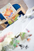 Childrens party bag — Stockfoto