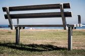 Park bench — Photo