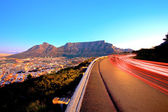 View of Table Mountain — Stock Photo