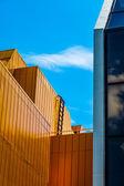 Colorful architecture — Stock Photo
