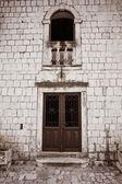 Drzwi i okna — Zdjęcie stockowe