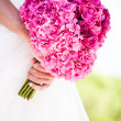 Bride and bouquet — Stock Photo #32432657