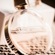 Foto de Stock  : Fragrance at angle