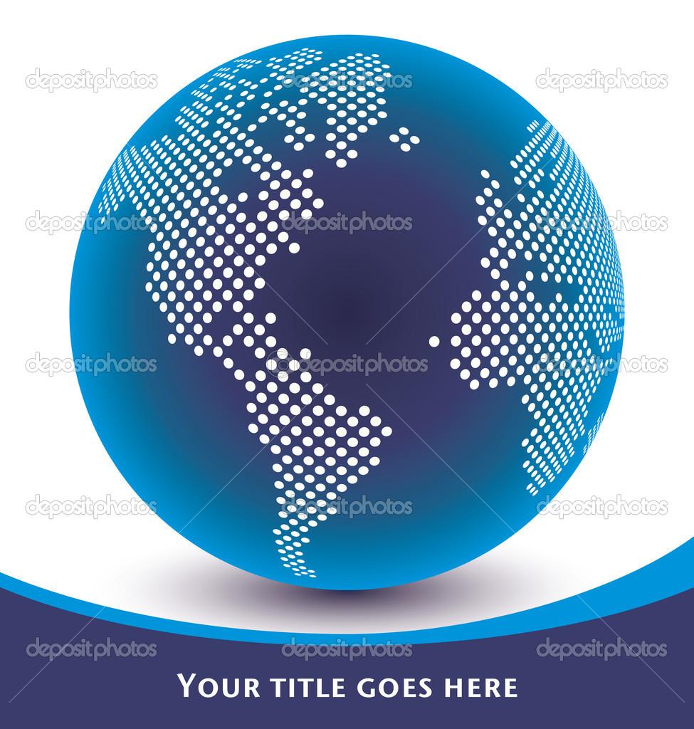 数字世界地图副本空间矢量