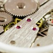 Watch mechanism — Stock Photo #25968925