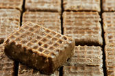 Waffers — Stock Photo