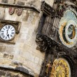 Stock Photo: Prague clock.