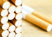 Cigarettes. — Stock Photo