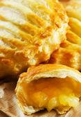 Fresh croissant. — Stock Photo