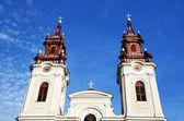 Domkyrkans torn. — Stockfoto