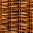 Brown basket weave pattern — Stock Photo