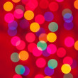 Multi color Christmas light bokeh background — Stock Photo #35901547