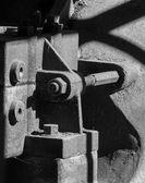 水轮发电机组 — 图库照片