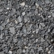 Gray gravel — Stock Photo