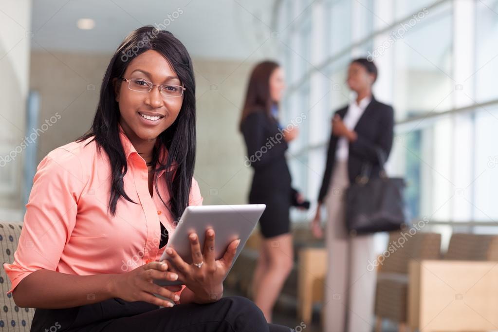African American Businesswoman African-american Businesswoman