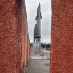 Lenin Monument — Stock Photo