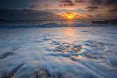 Kolorowe świtu — Zdjęcie stockowe