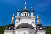 Orthodoxe kathedrale — Stockfoto