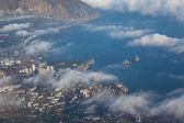 Crimean mountains coast — Stock Photo