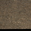 Background of old roof tiles — Stock Photo