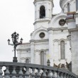 The Cathedral of Christ the Saviour in Moscow. — Stock Photo #34835867