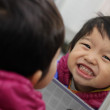 Cute little boy brushing teeth — Stock Photo #26044533