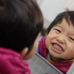 Cute little boy brushing teeth — Stock Photo #26044533