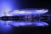 Centro di cultura expo mondiale di shanghai — Foto Stock