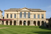 Worcester college university of oxford — Stock Photo