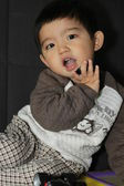 Cute boy — Stock Photo
