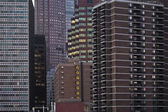 Residential structure of New-York. — Stock Photo