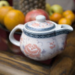 Chinese teapot. — Stock Photo