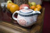 Chinese teapot. — Stock Photo