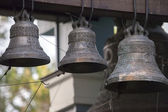 Cloister bells. — Stock Photo