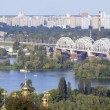 Kyiv's landscape. — Stock Photo #39943259