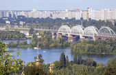 Kyiv's landscape. — Stock Photo