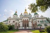 St. Sophia Cathedral in Kiev. — Stock Photo