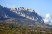 Mountains of Crimea. — Foto Stock