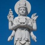 Stone statue — Stock Photo #25964121