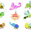 Insects — Stock Vector #28085955