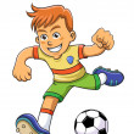 Soccer boy — Stock Photo #44047557