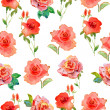 Abstract watercolor vintage backgrounds. — Stock Photo