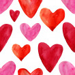 Hearts seamless pattern — Stock Photo #38112021