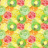 Fruity composition — Stock Photo