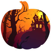 Pumpkin — Stok Vektör