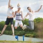 Jump! — Stock Photo #26763659