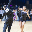 World Open Minsk 2012 WDSF Championship — Stock Photo #26763813