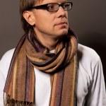 眼镜的男人 — 图库照片