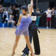 ADULT Latin-American program on World Open Minsk-2013 championship — Stock Photo